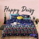 sprei-star-happy-daisy-navy