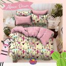 sprei-star-alpaca-dream-cream