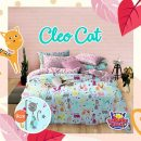 sprei-star-cleo-cat-biru