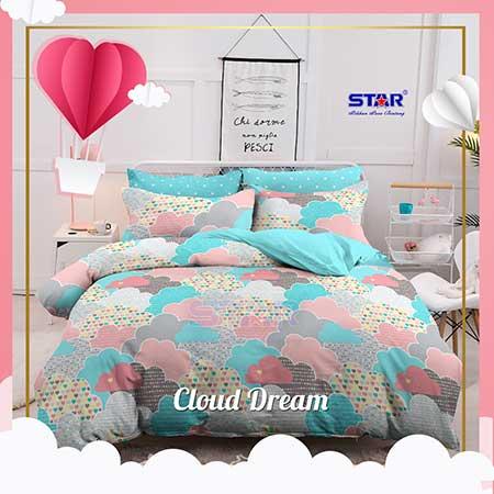 sprei-star-cloud-dream-tosca