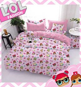 sprei-star-lol-fashion-pink