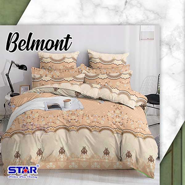 sprei-star-belmont-coklat