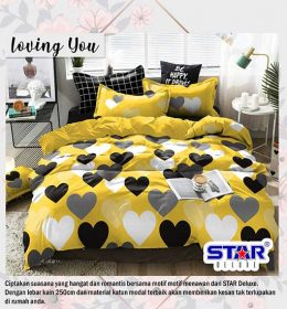 sprei-star-loving-you