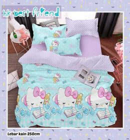 sprei-star-hello-kitty-best-friend
