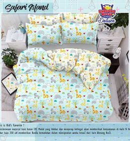 sprei-star-safari-island
