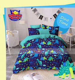 sprei-star-dino-time