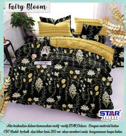 sprei-star-fairy-bloom